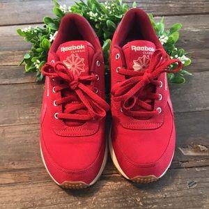REEBOK Classic Red Sneakers